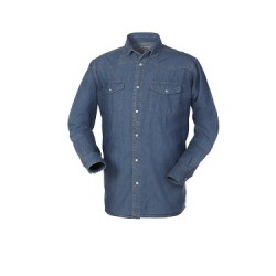 15732 RT - Camicia jeans