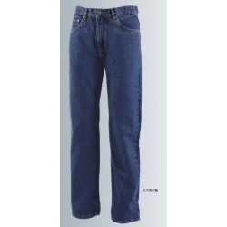 211249 GT - Jeans 14 once da lavoro stone-washed linea jeans trading