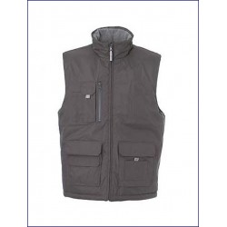 0393 JR - Gilet in polyester pongee
