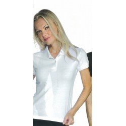 23498 IS - Polo donna stretch