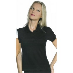 23499 IS - Polo donna stretch
