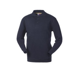 15949 RT - Felpa collo polo
