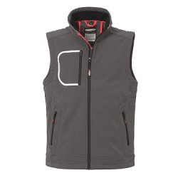 15956 RT - Gilet softshell Zack