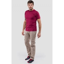 2855 MD - Pantaloni lunghi 100% cotone light ripstop 200 gr