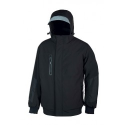 28442 UP- giacca in softshell con tasca multimediale interna 320 gr