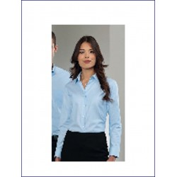 20167 RE - Camicia manica lunga Oxford donna
