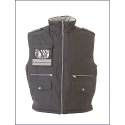 20391 JR - Gilet in polyester pongee