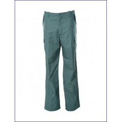 20403 JR - Pantalone multitasche polyester-cotone 260 gr