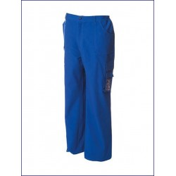 20406 JR - Pantalone professionale 100% cotone canvas 250 gr